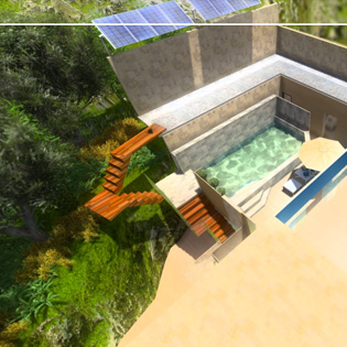 Mendoza Residence Renovation Perspective