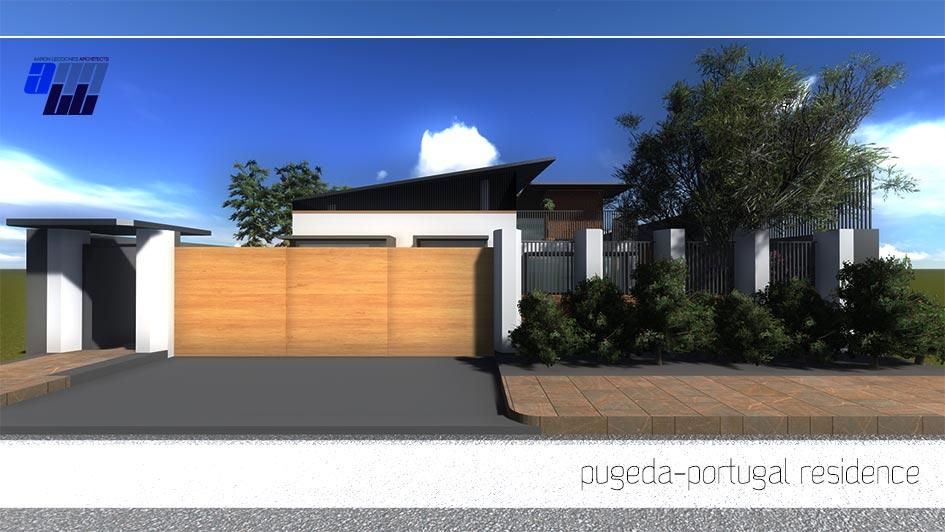 Pugeda Portugal Residence