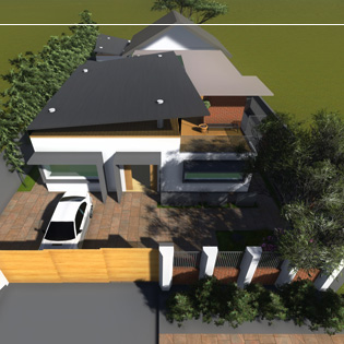 Pugeda-Portugal Residence Perspective
